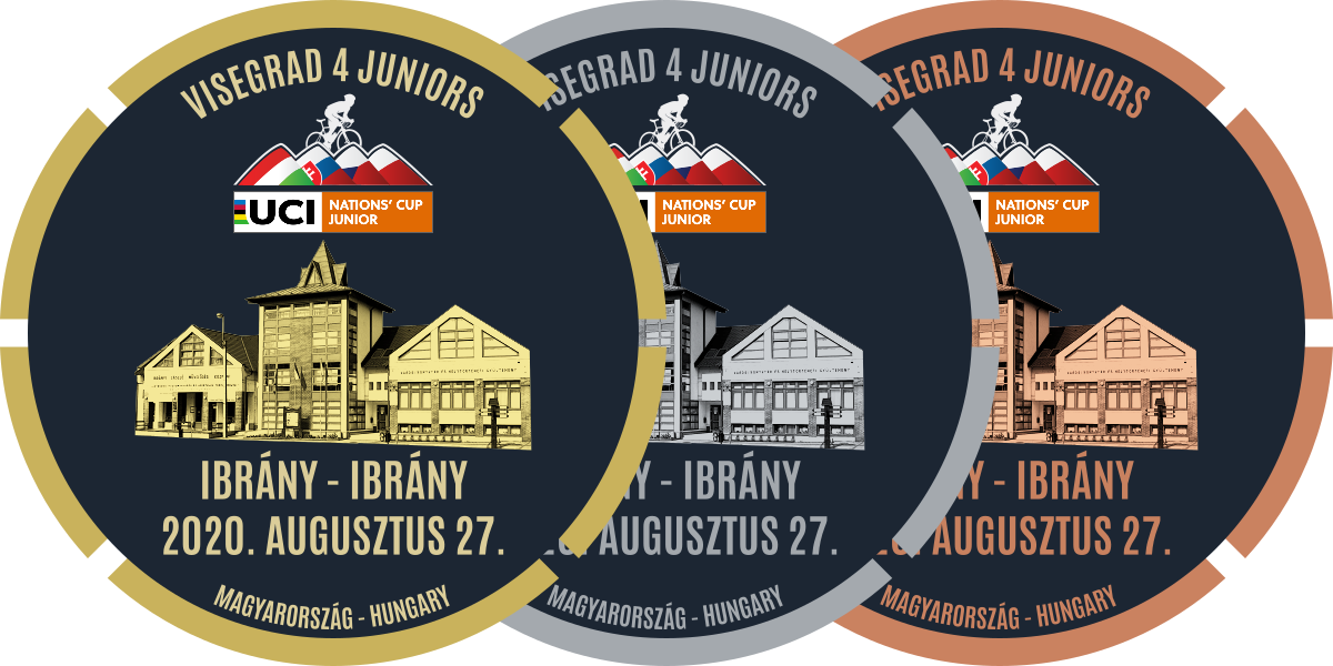 Visegrad 4 Juniors Stage 2B