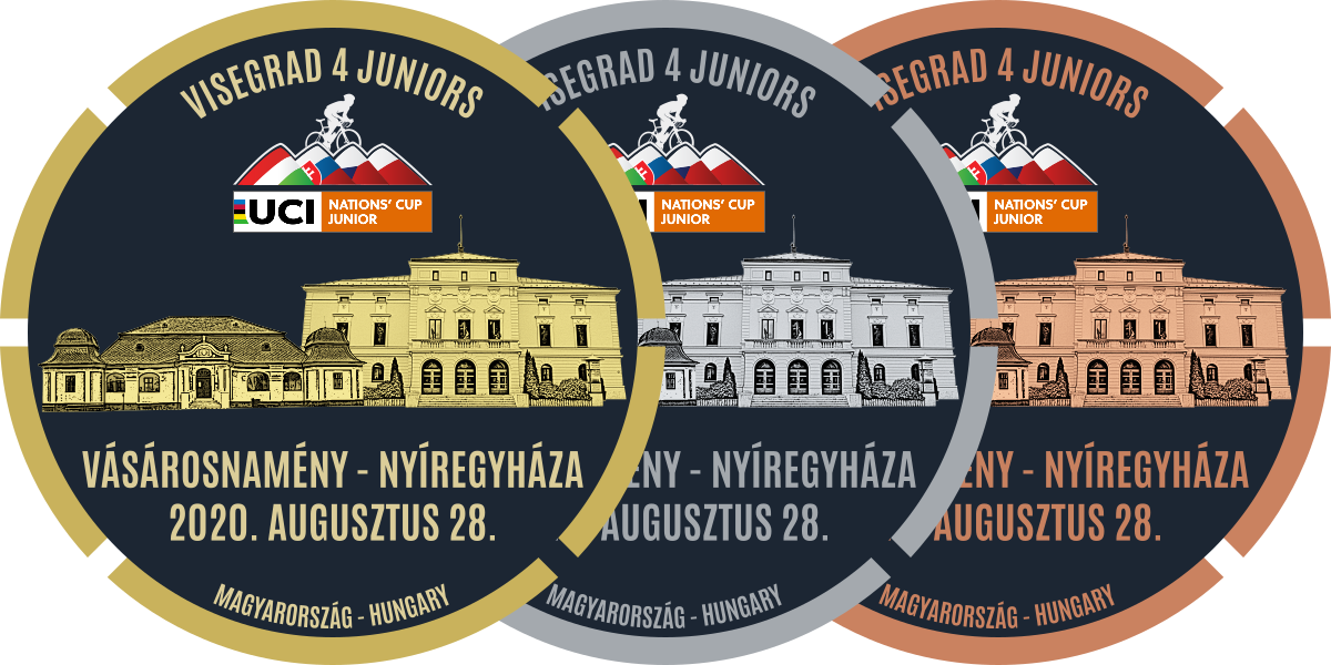 Visegrad 4 Juniors Stage 3