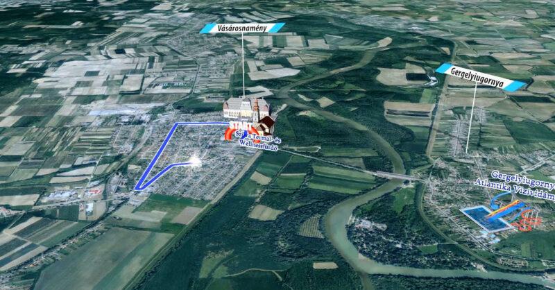 Visegrad 4 Juniors - Stage Nr1