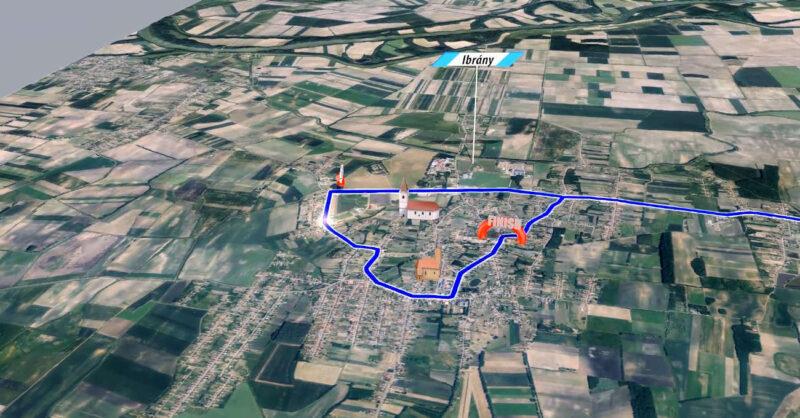 Visegrad 4 Juniors - Stage Nr 2B